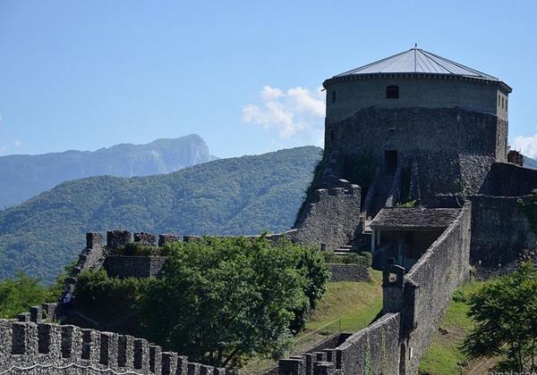 Tn Fortezza Verrucole